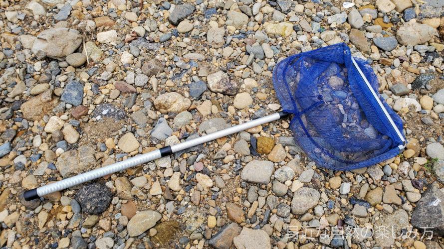 川遊びに持っていく網とは!?魚捕り(ガサガサ)におすすめの道具10選!